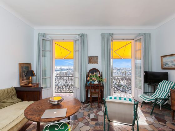 Cannes, Appartement