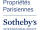 agence immobili�re Propri�t�s Parisiennes Sotheby's