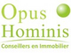 agence immobili�re Opus Hominis