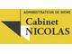 agence immobili�re Cabinet Nicolas