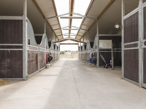 Vente ferme 6 pièces 300 m2