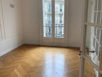Appartement 5 pièces 108,73 m2