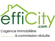 agence immobili�re Efficity