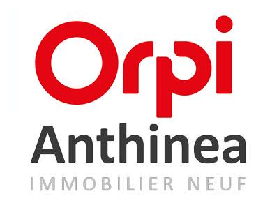 logo de l'agence Orpi - CABINET ANTHINEA