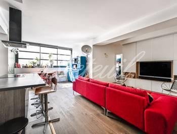 Appartement 5 pièces 82,04 m2