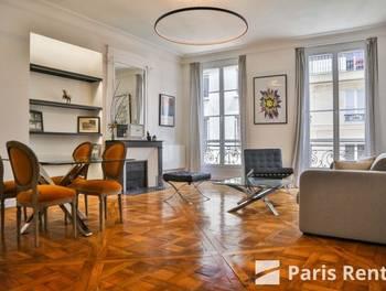 Appartement meublé 2 pièces 62 m2