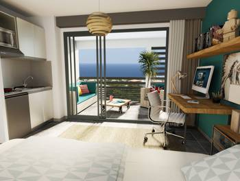 Appartement 22,96 m2