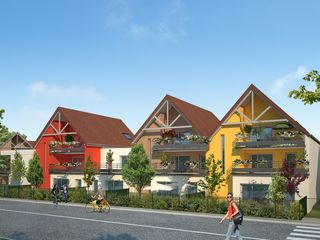 Appartement Perrigny-lès-Dijon (21160)