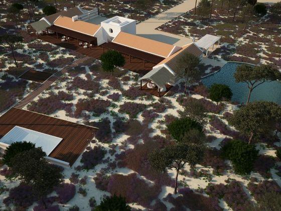 Vente terrain 500 m2
