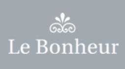 Logo de LE BONHEUR Immobilier