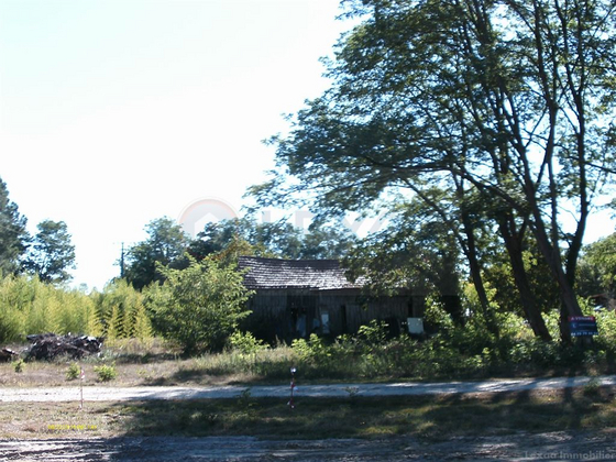 Terrain 1251 m2 Uchacq-et-Parentis