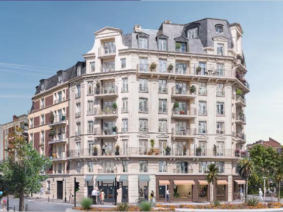 Vente appartement 3 pièces 67,52 m2