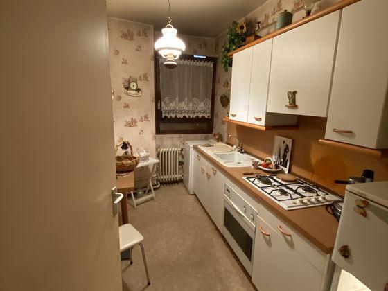 Vente appartement 3 pièces 64,73 m2