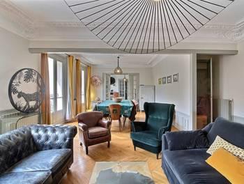 Appartement meublé 6 pièces 166 m2