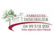 agence immobili�re Fabregues Immobilier