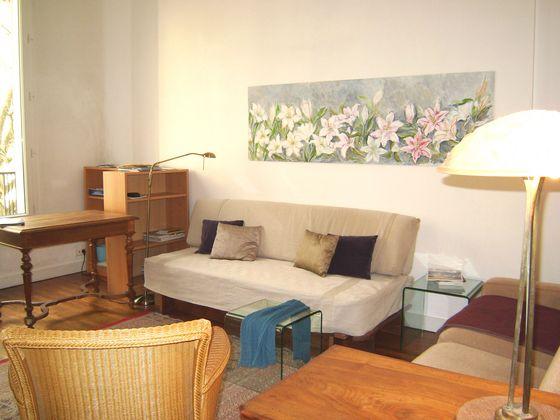 Location D'Appartements 2 Pièces Meublés À Paris 16Eme (75
