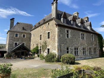 château à Orthez (64)