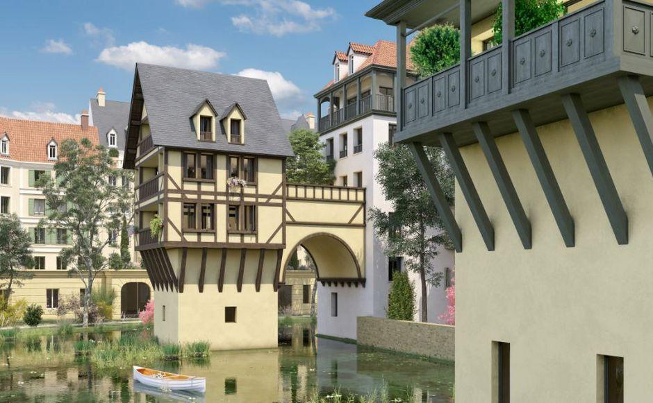 Le Quartier des Architectes