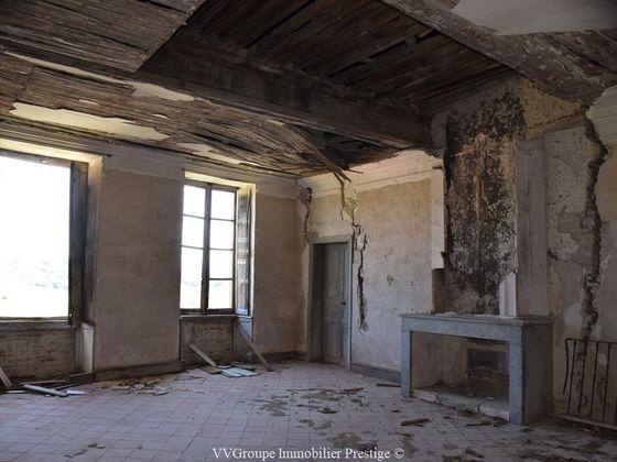 Vente château 12 pièces 900 m2