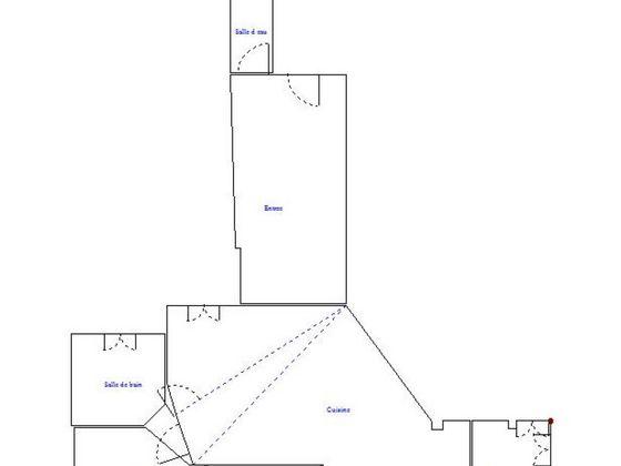 Vente appartement 3 pièces 110,52 m2