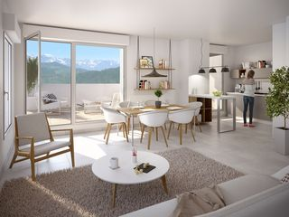 Appartement Saint-martin-d'heres