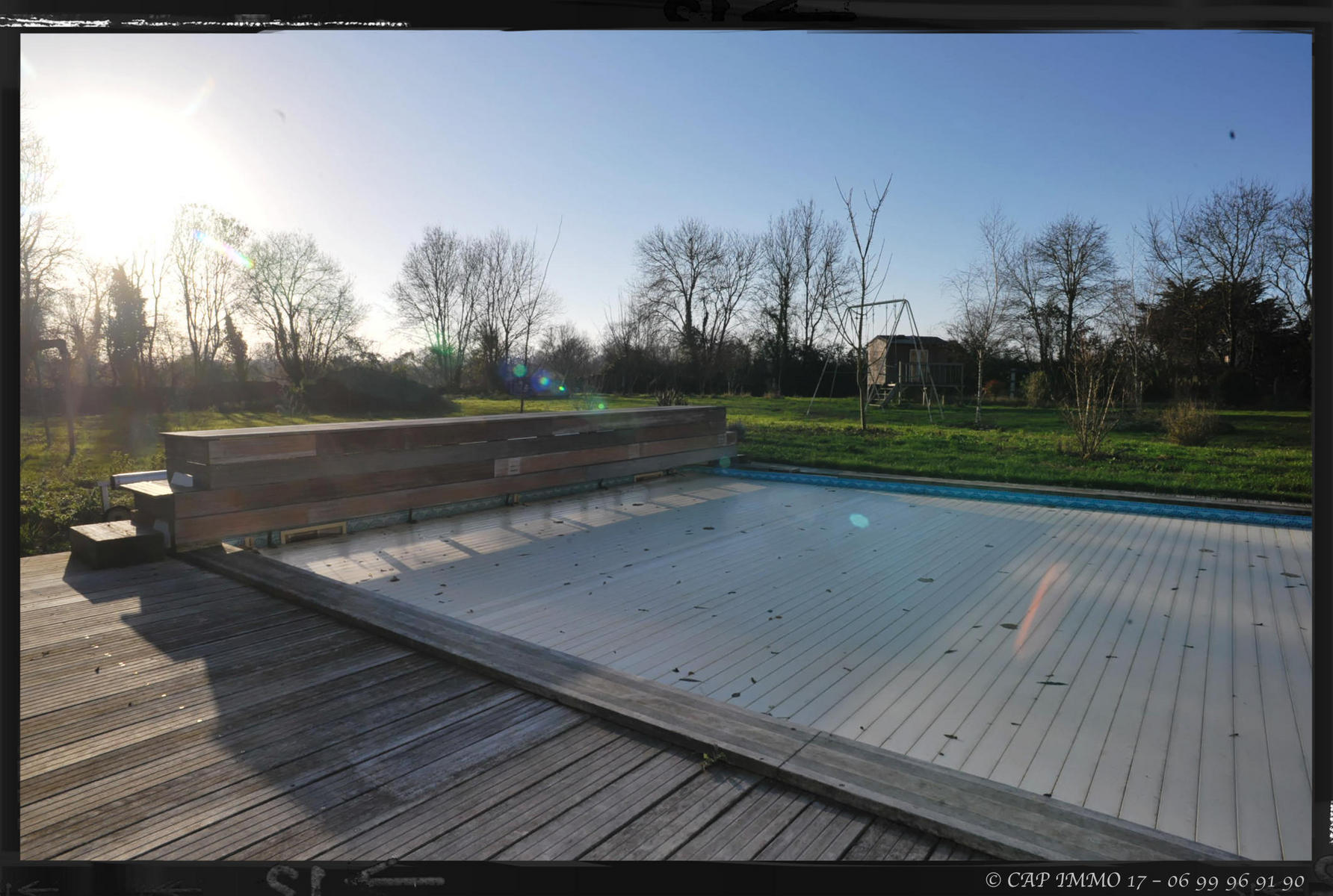 Vente maison 8 pices 240 m 415000 aigrefeuille d 39 aunis for Piscine aigrefeuille