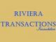 RIVIERA TRANSACTIONS