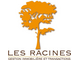 agence immobili�re  Les Racines