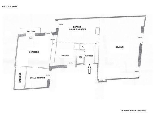 Vente viager 2 pièces 86 m2